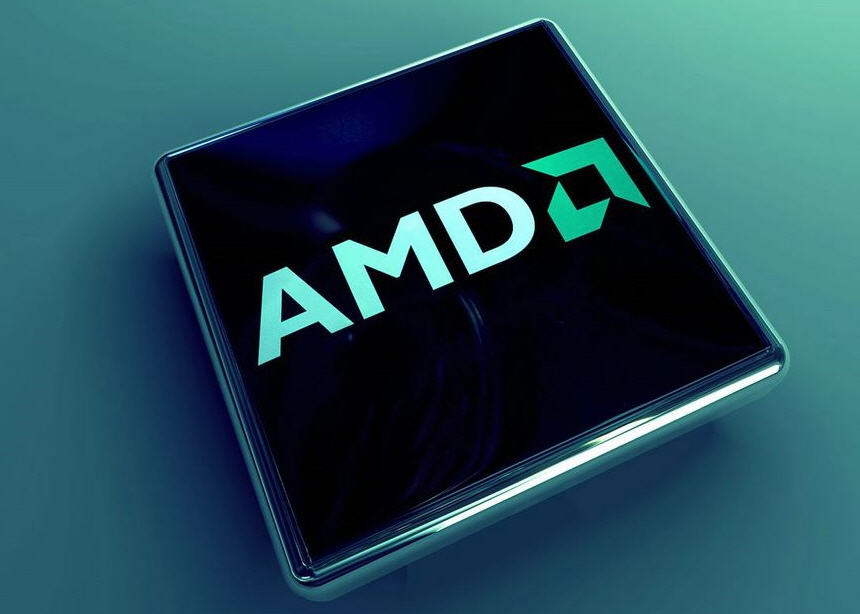 AMD: 20,9% de mercado de CPUs
