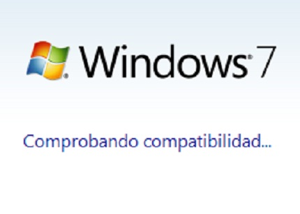 Comprobando la compatibilidad de Windows 7